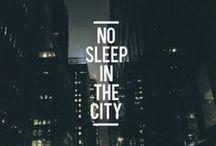 city lights / big love for big cities
