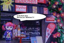 Ruhr Area Büdchen (Kiosk) and Shops / by Mary Mas M