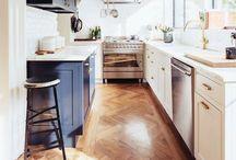 Kitchens / by • k y l z •