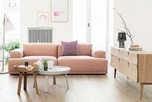 [ LIVING ROOM ] / by Roxy Leaver