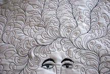 quilting - longarm / by Cheryl Robson