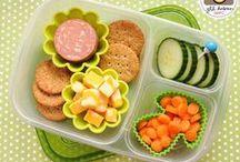 yummy, yummy school lunch ideas / by Crystal Stewart