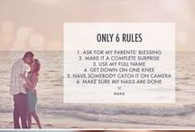 Engagement / Future Hubby: take notes! / by Kaitlyn Van Der Ende