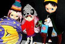 Blythe St. Martin / Blythe dolls celebratin St. Marin´s Day / by Mary Mas M