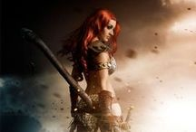 Badass Cosplay    Costumes to Inspire / Awesome geeky cosplay! / by Lauren Goldberg