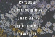 Inspiration: On Going Your Own Way