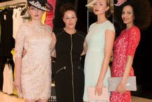 House of Fraser Launch / On Friday 27th March 2015 i officially launched my first Collection for House of Fraser Oxford Street as part of London Hat Week.  Photos by Bethan Eccles Make up and hair by Sarah Markey Eccles Headwear by Carrie Jenkinson Millinery