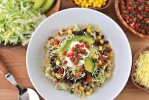 Wanderlust Recipes: Mexican and American Southwest Inspiration / When you can't jetset over to Mexico or Baja for dinner, whip up one of these meals inspired by Hispanic traditions and Southwestern flavors to indulge your wanderlust.