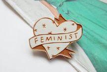 Females are Strong as Hell    Feminist Starter Pack / Feminism!  / by Lauren Goldberg