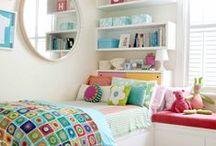 Kids Bedrooms / by Crystal Stewart