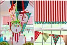 circus classroom theme / by Schoolgirl Style www.schoolgirlstyle.com