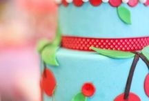 cherry theme / by Schoolgirl Style www.schoolgirlstyle.com