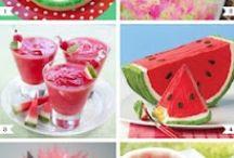 watermelon / by Schoolgirl Style www.schoolgirlstyle.com