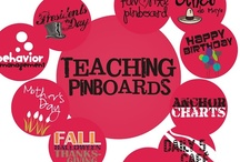 Teaching PinBoards (All Grades) / Click on each pin here to be taken to an entirely new collection of teaching-related pins from our readers on TBA! / by Teaching Blog Addict