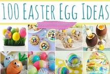 Easter/Spring / DIY ideas for kids and the family for Easter and Spring time - recipes, decor and activities / by Brassy Apple