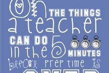 Humor for Teachers / Laugh until it hurts and then laugh some more :) / by Teaching Blog Addict