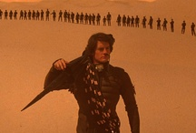 Dune / Dune is a 1984 science fiction film written and directed by David Lynch, based on the 1965 Frank Herbert novel