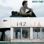 """Into The Wild / Into the Wild is a 2007 American biographical drama film directed by Sean Penn. It is an adaptation of the 1996 non-fiction book of the same name by Jon Krakauer based on the travels of Christopher Johnson McCandless alias """"Alexander Supertramp"""" (February 12, 1968 – August 1992)  across North America and his life spent in the Alaskan wilderness in the early 1990s"""