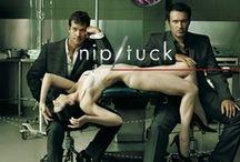 Nip/Tuck / NSFW. Nip/Tuck is an American drama series created by Ryan Murphy. The series focuses on McNamara/Troy, a plastic surgery practice, and follows its founders, Sean McNamara and Christian Troy