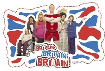 Little Britain / Little Britain is a British character-based comedy sketch show which was first broadcast on BBC radio and then turned into a television show. It was written by comic duo David Walliams and Matt Lucas