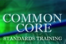 Common Core / by Teaching Blog Addict
