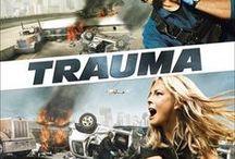 Trauma / Trauma is a television series (2009-10) focused on a group of paramedics in San Francisco, California