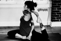 yoga/pilates / by Sydney Springer