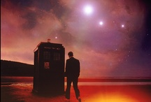 Doctor Who / by Rachael S