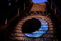 Heavenly Steps / Beautiful stairways and paths from all over the world / by Bluzcat