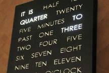 Cool Clocks / by Aaron King