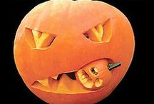 Halloween & Pumpkins / by Rebecca Biddle