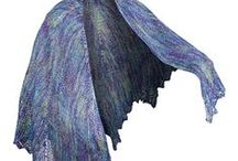 Knit Shawls & Wraps & Capelets & Cowls / Awesome Knits! / by MaryAnnsDesigns Knitting Patterns