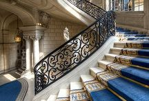 Superb Stairs / A collection of beautiful stairs