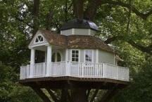 Tree Houses / by Catherine Adenle