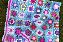 Crochet Away - Afghans