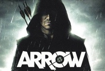 Arrow / Arrow is an American action-adventure television series developed by Greg Berlanti, Marc Guggenheim, and Andrew Kreisberg. It is based on the fictional superhero Green Arrow, a costumed crime-fighter who appears in comic books published by DC Comics