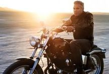 Celebrity Motorcycle Sightings