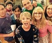 The Big Bang Theory / The Big Bang Theory is an American sitcom. The show is centered on five characters living in Pasadena, California: roommates Leonard Hofstadter and Sheldon Cooper; Penny, a waitress and aspiring actress who lives across the hall; and Leonard and Sheldon's equally geeky and socially awkward friends and co-workers, mechanical engineer Howard Wolowitz and astrophysicist Raj Koothrappali