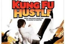 Kung Fu Hustle / Kung Fu Hustle is a 2004 Hong Kong action comedy film. It was directed, co-written and co-produced by Stephen Chow