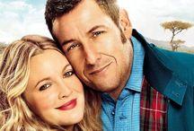 Adam + Drew / The Wedding Singer (1998), 50 First Dates (2004), Blended (2014)