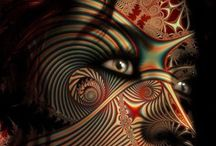 Fab Face Art / Creatively designed faces / by Catherine Adenle