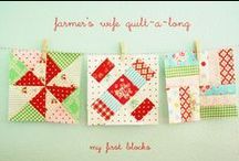Quilt Blocks / by CottonConfections