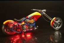 SONIC / What happens when America's Drive In gets together with Orange County Choppers, America's best motorcycle builders?