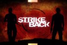 Strike Back / Strike Back is a British/American action and military television series, based on a novel of the same name by novelist and former Special Air Service (SAS) soldier Chris Ryan. The series follows the actions of Section 20, a secretive branch of the British Defence Intelligence service (DI), who operate several high risk, priority missions throughout the globe.