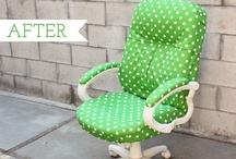Work Stuff / Home Office Ideas, Blogging, Work Stuff / by Amanda Freeman {Realistically Domestic}