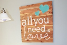 "Do or DIY! / Projects on my ""To Do or DIY"" list.  / by Amanda Freeman {Realistically Domestic}"