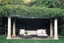 Great Outdoors / Outdoor living spaces, yards, gardens / by Courtney Meinen