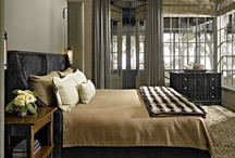 Bedrooms / by Courtney Meinen