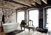 Bathrooms / by Courtney Meinen