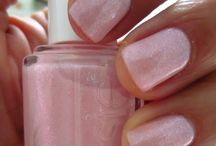 Essie nailpolishes / by Alyssa Clift